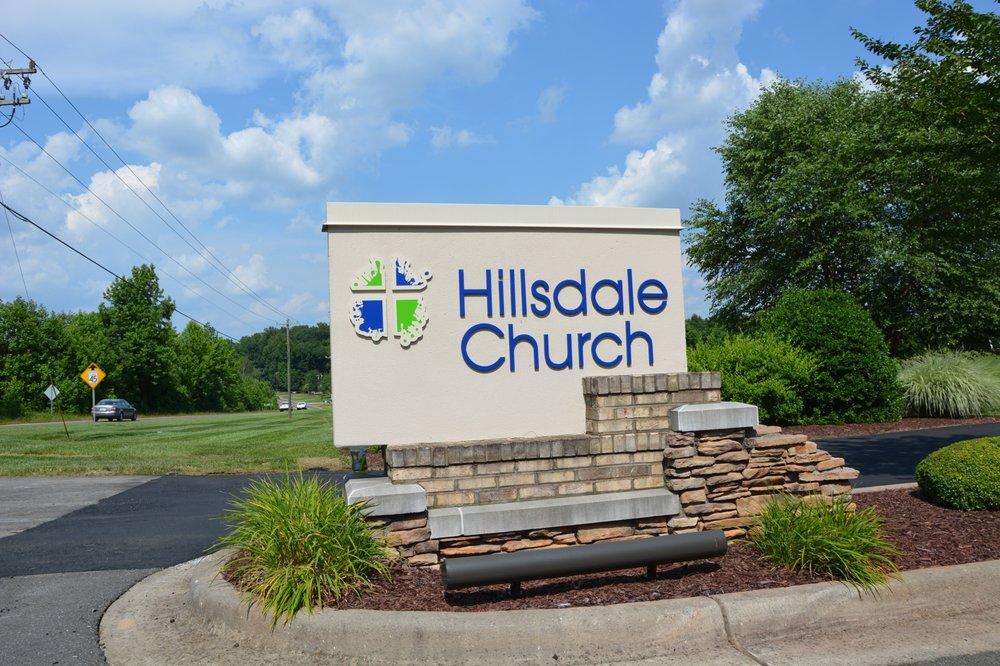 Hillsdale United Methodist Church: 5228 US Hwy 158, Advance, NC