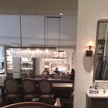 Photo of Restoration Hardware - Palo Alto, CA, United States. Staff sitting  around