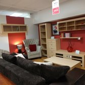 Photo Of Black Red White Furniture Madison Wi United States
