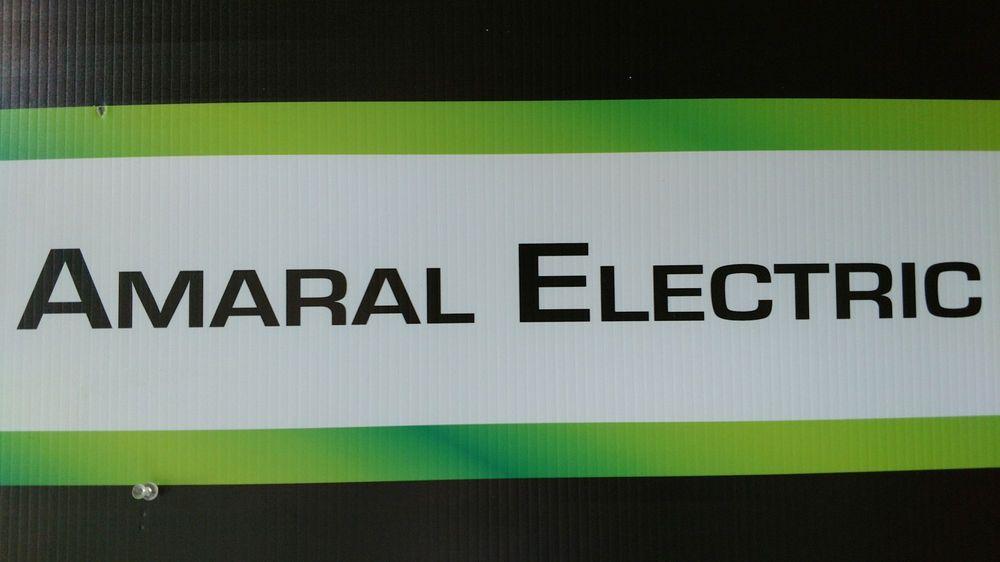 Amaral Electric: 10539 N Old Stage Rd, Weed, CA