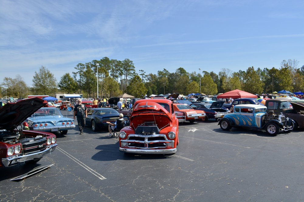 Mustang Car Show In Myrtle Beach Sc