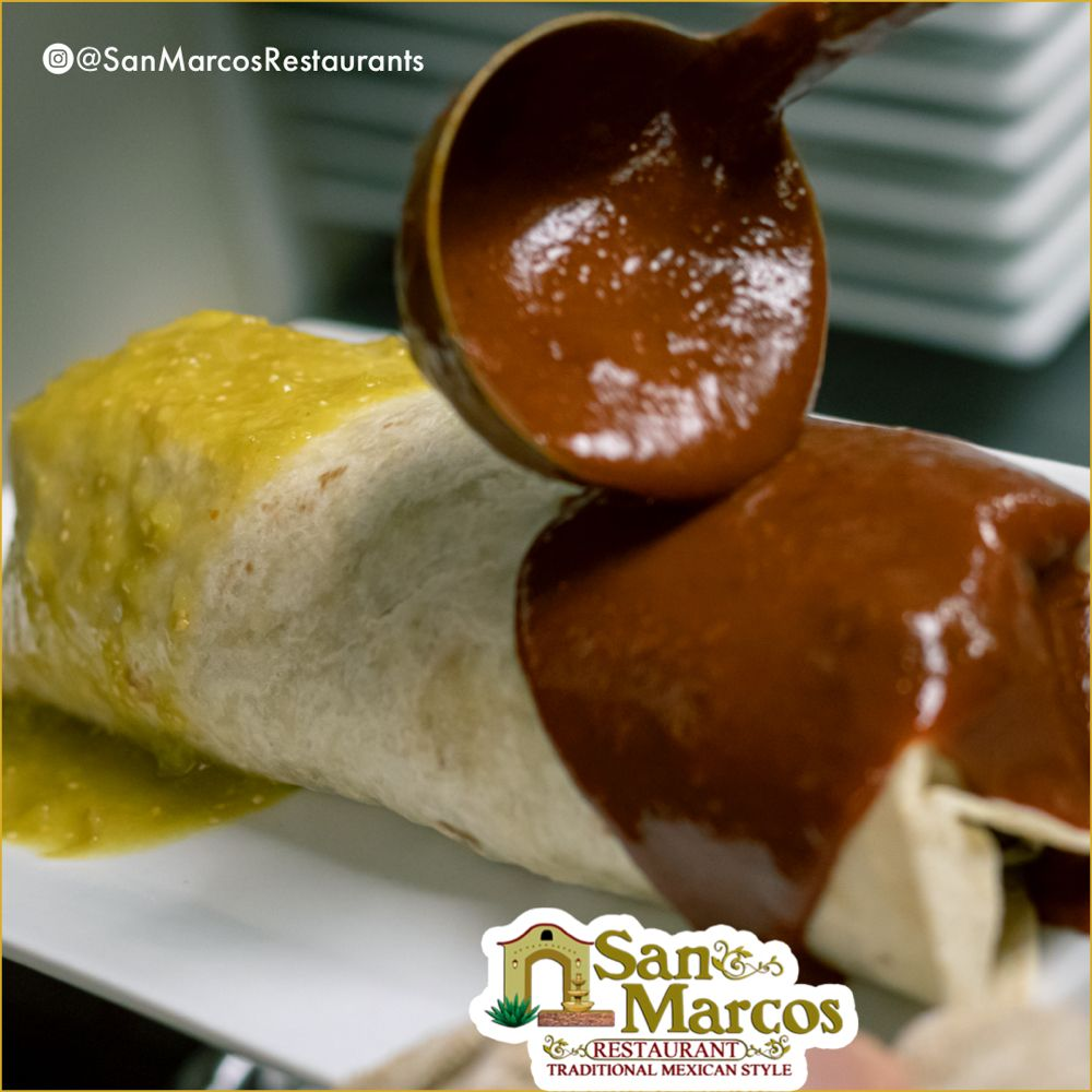 San Marcos Mexican Restaurant: 275 N Equity Dr, Smithfield, NC