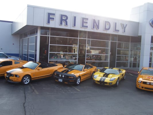 Friendly Ford E Irving Park Rd Roselle IL Auto Dealers MapQuest - Friendly ford roselle car show