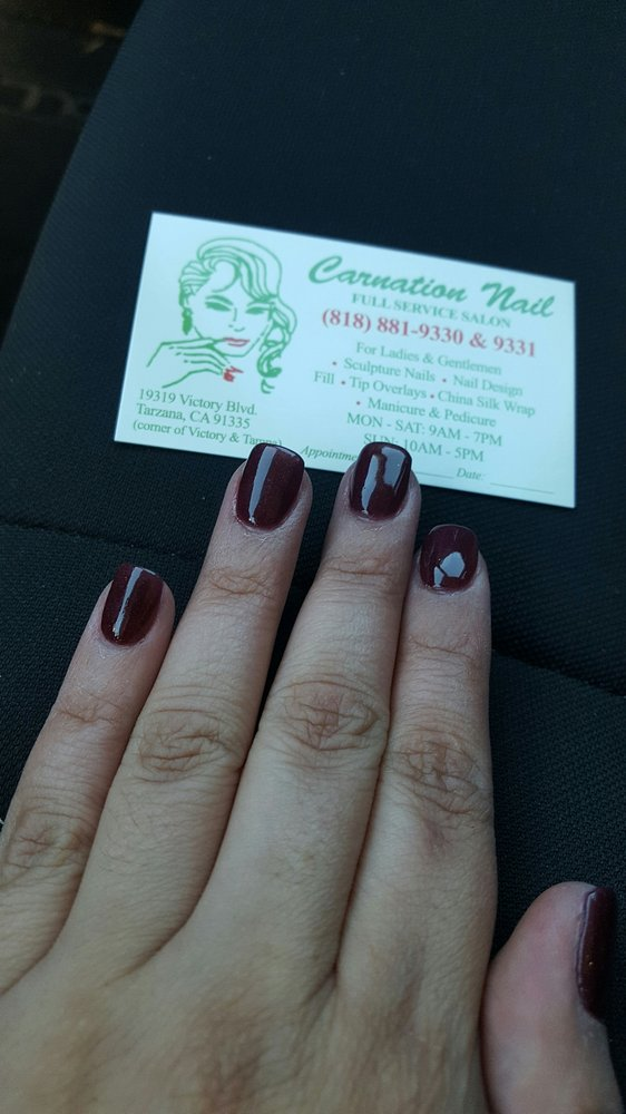 Organic dipping powder nails! Color 275. I love them! - Yelp