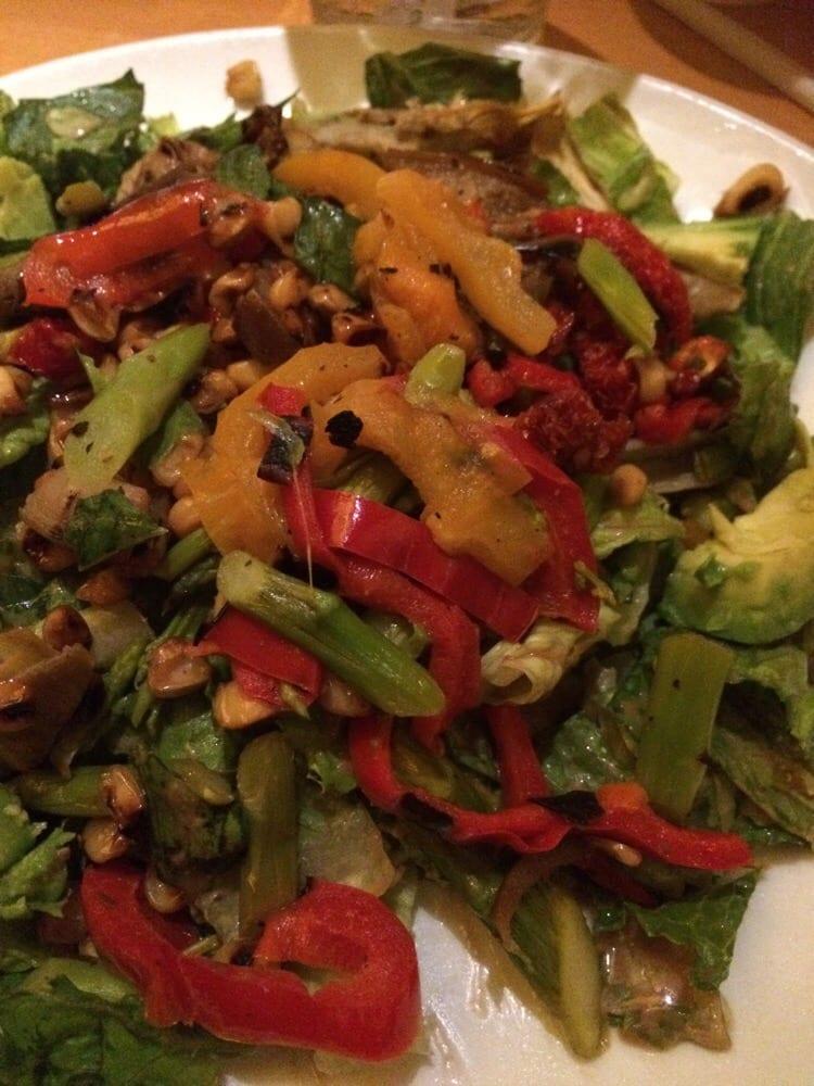 Roasted Vegetable Salad - Yelp