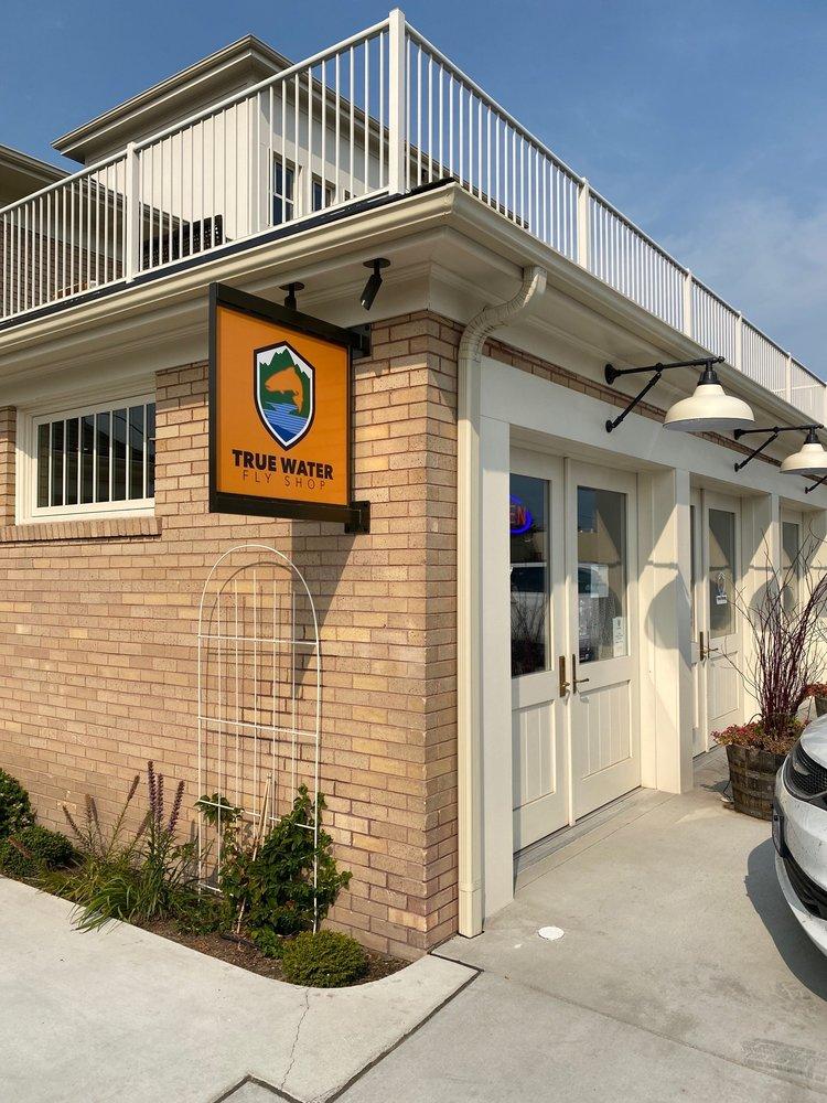 True Water Fly Shop: 35 4th St W, Kalispell, MT