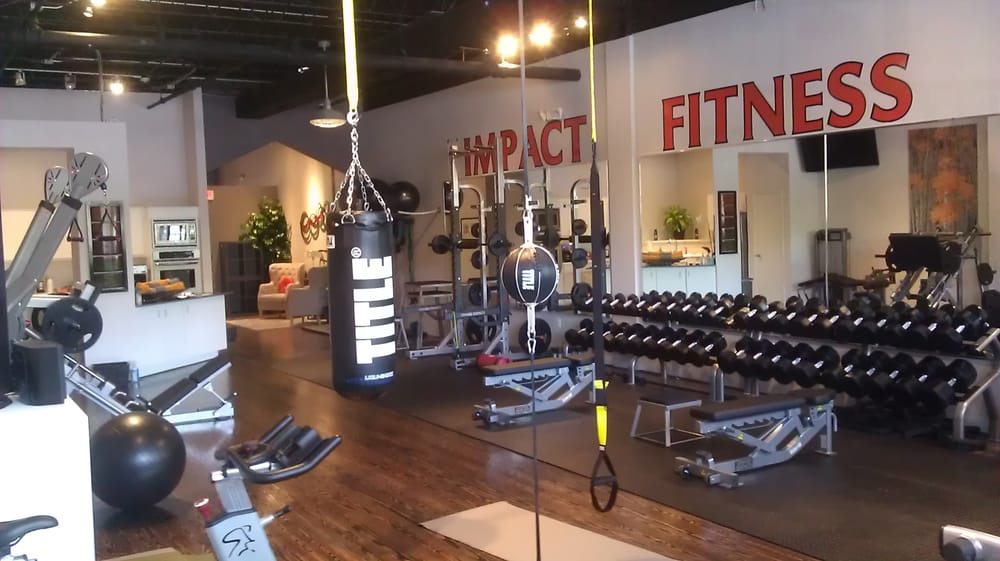 impact fitness 17 photos trainers 1210 w clay st. Black Bedroom Furniture Sets. Home Design Ideas