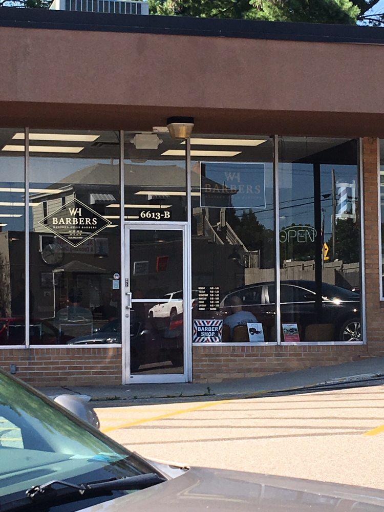 Western Hills Plaza Barber Shop: 6090 Glenway Ave, Cincinnati, OH