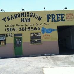 Phrase... tranny man transmissions