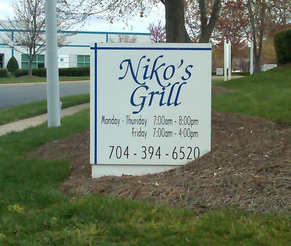 Nikos Restaurant Charlotte Nc