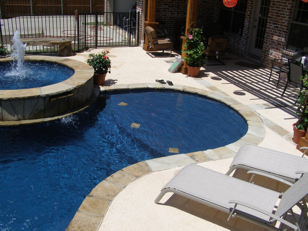 Photo Of Blue Escapes Pool Spa Plano Tx United States Diamondbrite