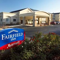 Fairfield Inn by Marriott Sacramento Cal Expo - 1780 Tribute