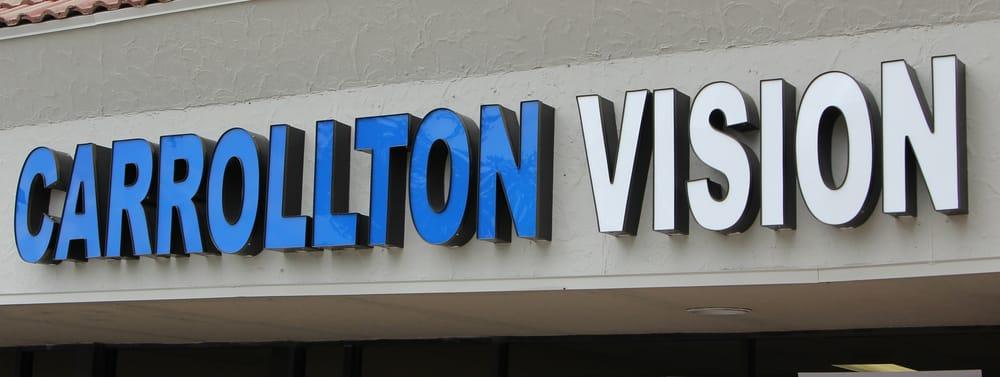 1e71ba20a7 Carrollton Vision - Optometrists - 1927 E Belt Line Rd