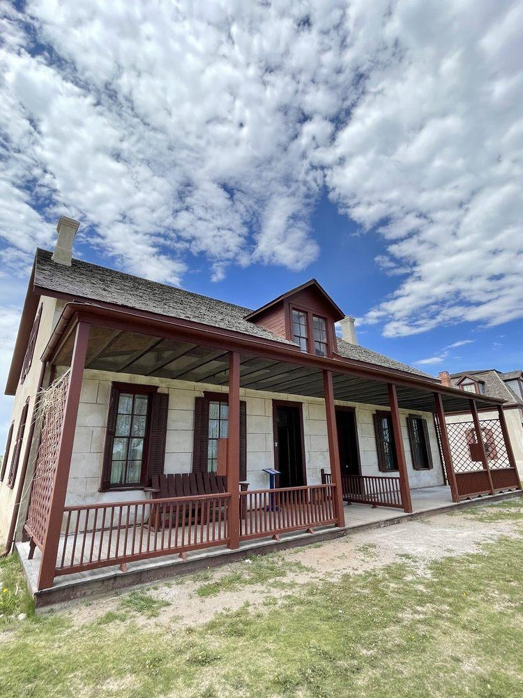 Fort Laramie National Historic Site: 965 Gray Rocks Rd, Fort Laramie, WY