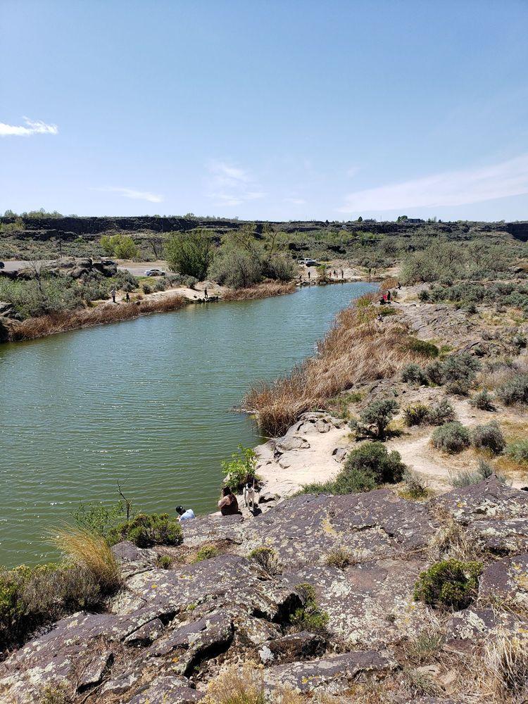 Dierkes Lake Park: 4155 Shoshone Falls Grade Rd, Twin Falls, ID