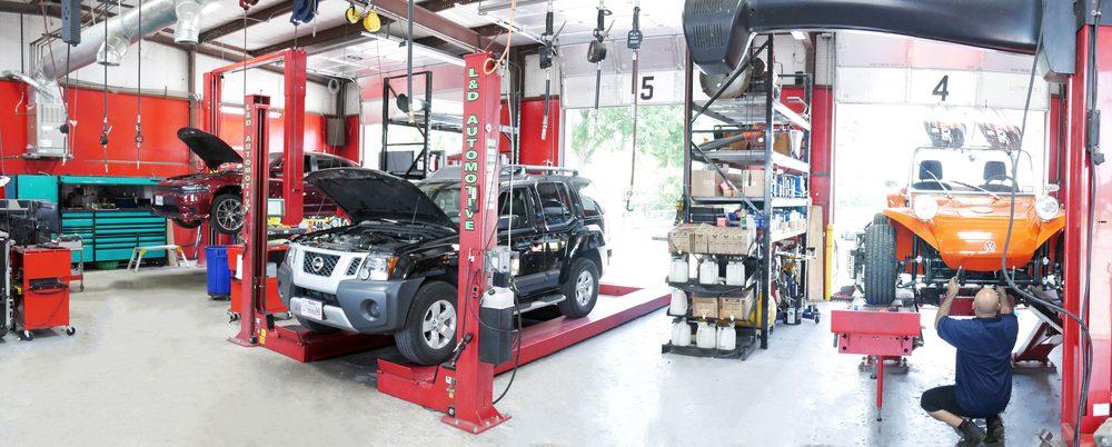 L & D Automotive: 940 Tx-78, Lavon, TX