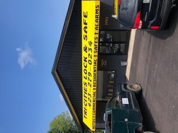 Tri-Cities Lock & Safe: 2903 Hwy 11 W, Blountville, TN