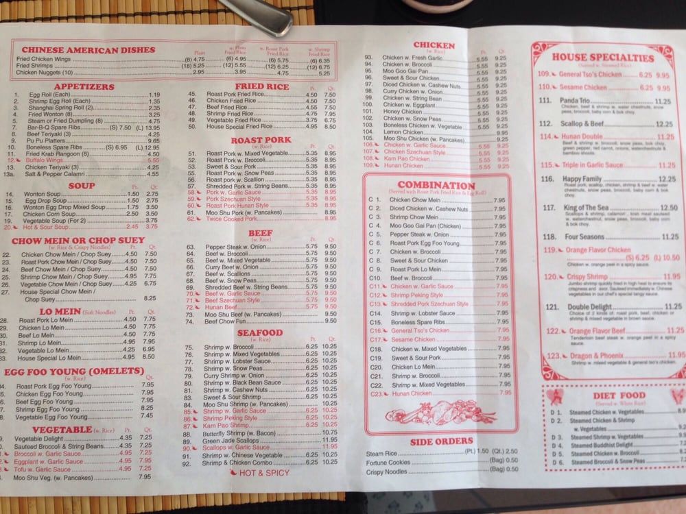 Chinese Food Near Fort Pierce