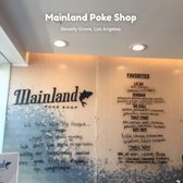 Mainland poke shop order online 413 photos 532 for Fish me poke menu