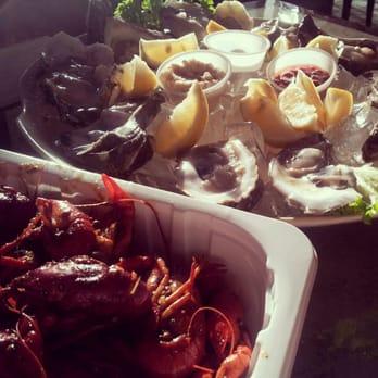 Photo Of Golden Sea Restaurant Kemah Tx United States Y Crawfish And