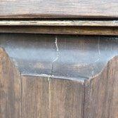 Photo Of Urban Doors Company   Northridge, CA, United States. Cracks First  Formed