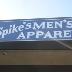 Spike S Mens Apparel Sports Wear 354 Lincoln Ctr Stockton Ca