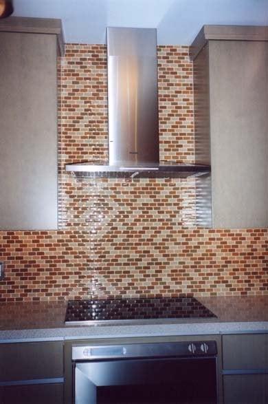 glass mosaic kitchen backsplash yelp