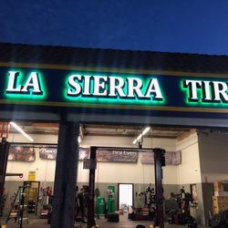 La Sierra Tires >> La Sierra Tires Wheels Tires 9439 Sierra Ave Fontana Ca