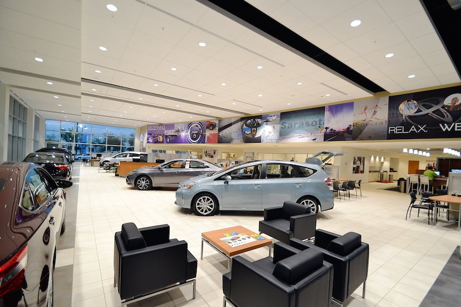 Toyota Dealers Near Me >> Germain Toyota of Sarasota - 12 Photos & 11 Reviews - Car ...