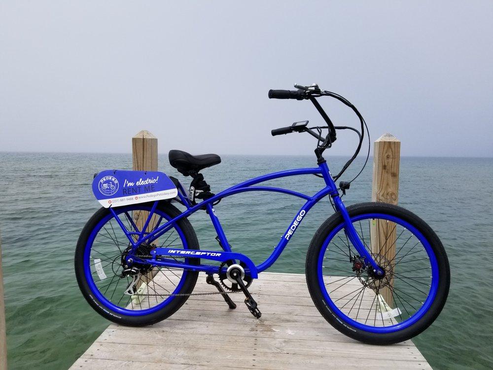 Pedego Electric Bikes Petoskey: 1150 Bay View Dr, Petoskey, MI