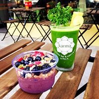 Karma Juice Bar & Eatery - Saint Petersburg: 1113 Central Ave, Saint Petersburg, FL