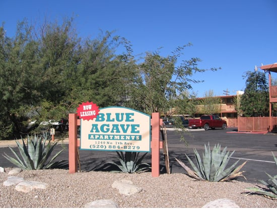 Blue Agave Apartments