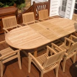 Superbe Photo Of Atlanta Teak Furniture   Atlanta, GA, United States. Teak Dining  Set