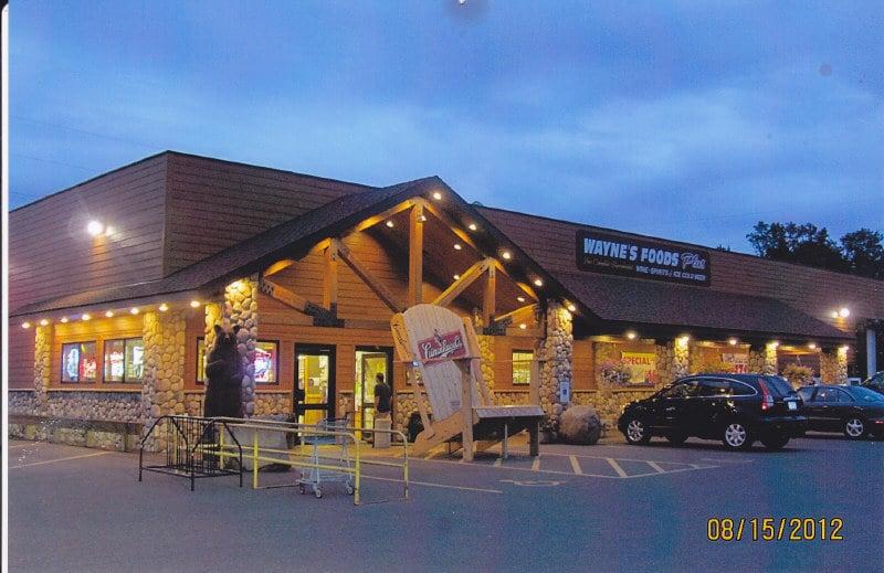 Wayne's Foods Plus: 7413 Main St, Danbury, WI