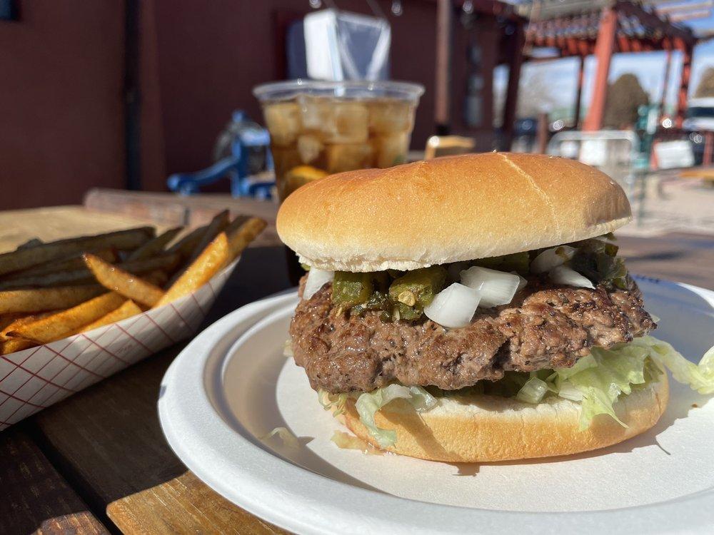 Buckhorn Tavern: 68 Hwy 380, San Antonio, NM