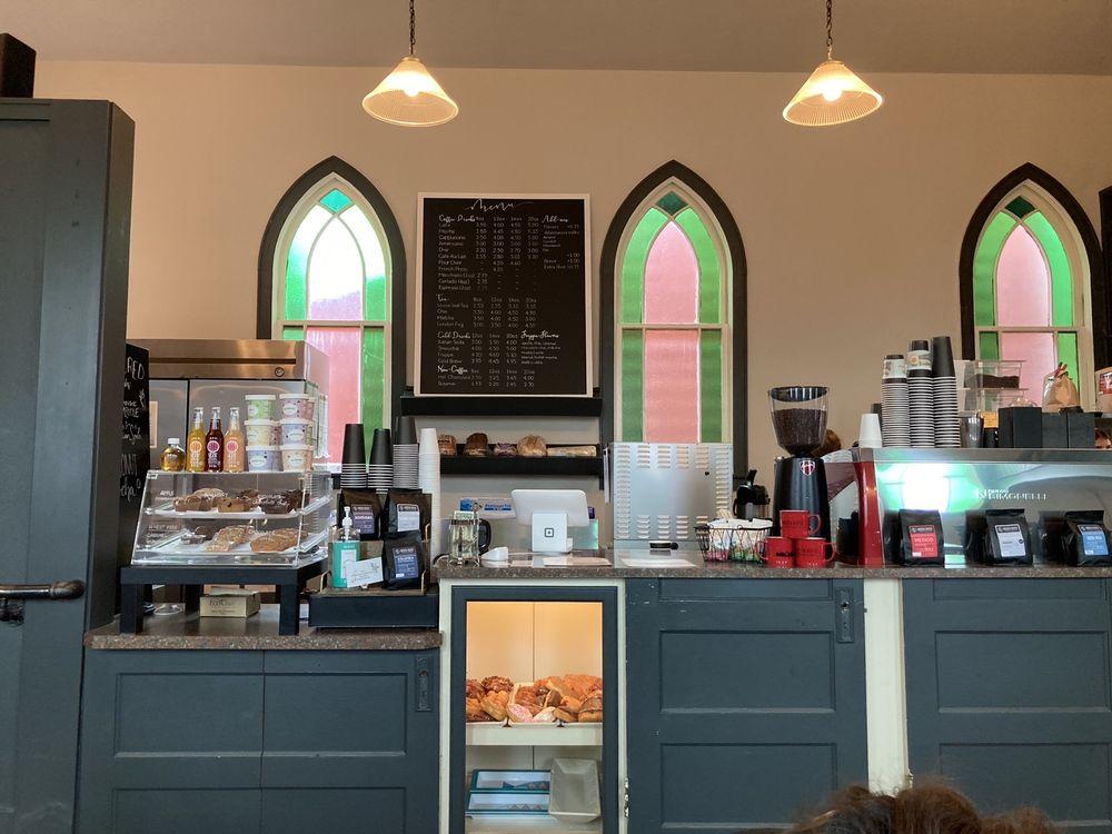 Hidden River Coffee Roasters: 316 E Main St, Battle Ground, WA