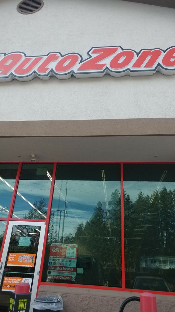 Autozone: 1325 S Hwy 97, Bend, OR