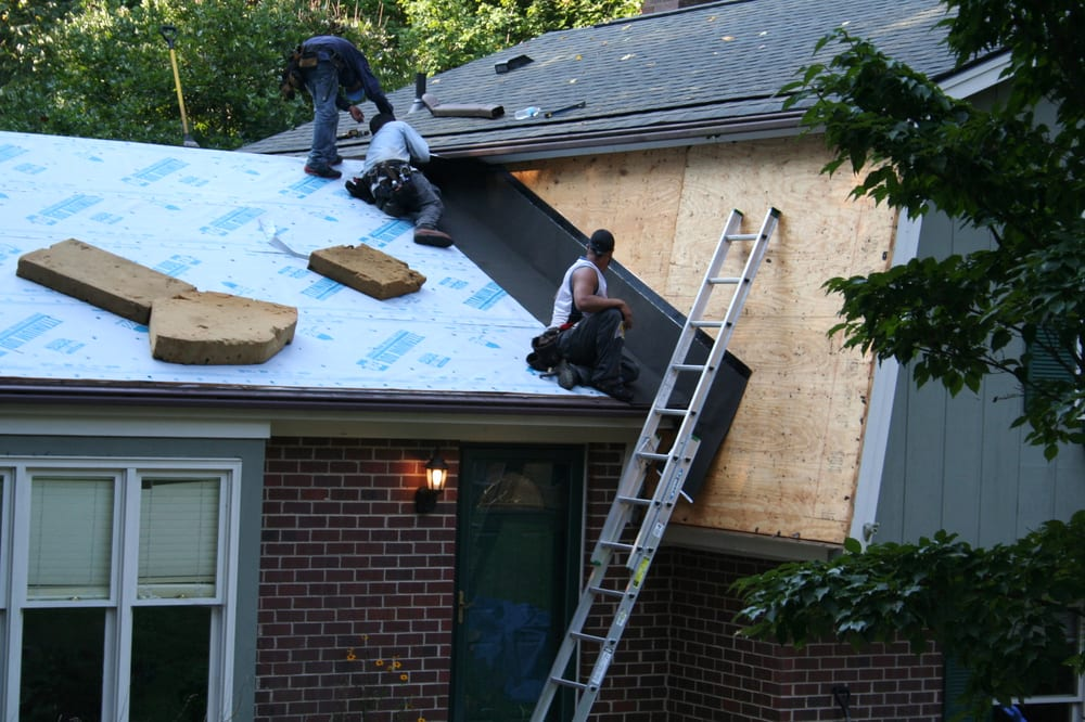 Proper Installation Of Shingles On A Mansard Roof Is