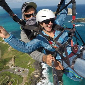 Oahu Hawaii Tandem Paragliding Flights - 41-95 Kalanianaole