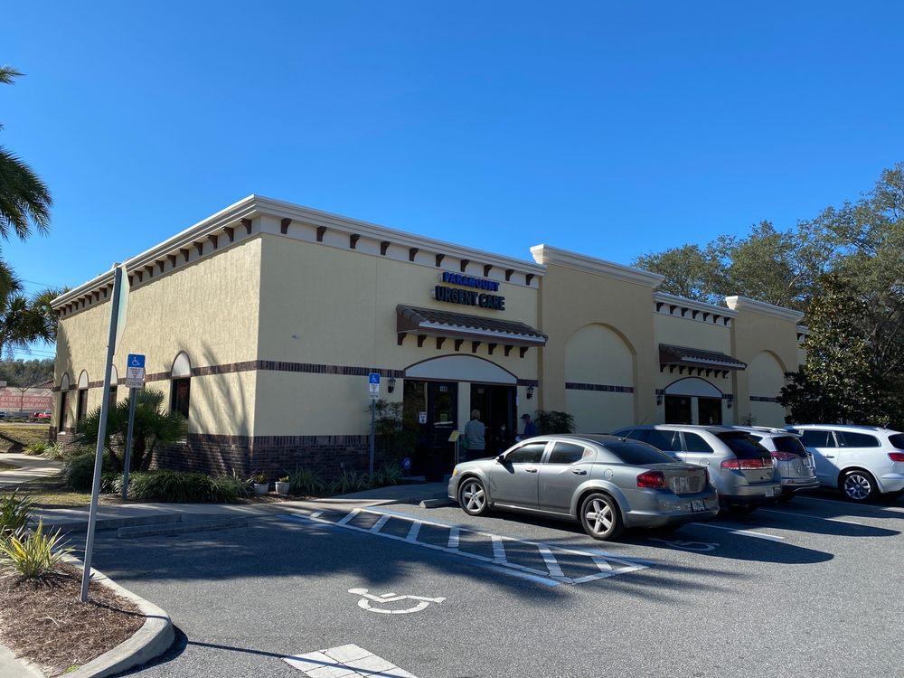 Paramount Urgent Care - Lady Lake: 805 County Rd 466, Lady Lake, FL