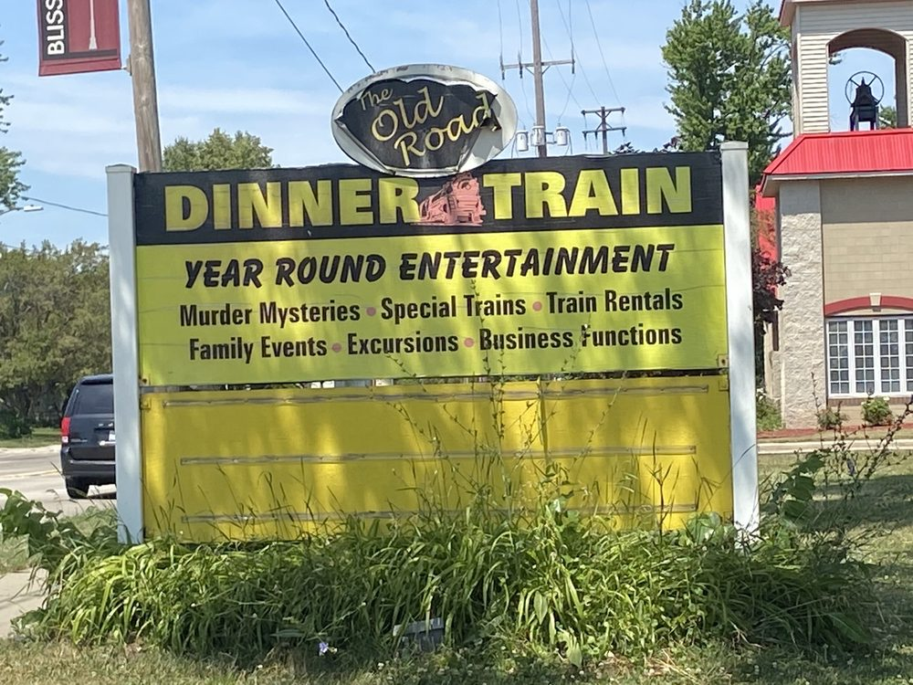 Dinner Train-Murder Mystery: 424 W Adrian St, Blissfield, MI
