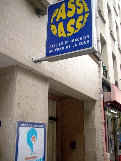 Passe passe magasin de loisirs 66 rue hermel 18 me - Magasin de loisir creatif paris ...