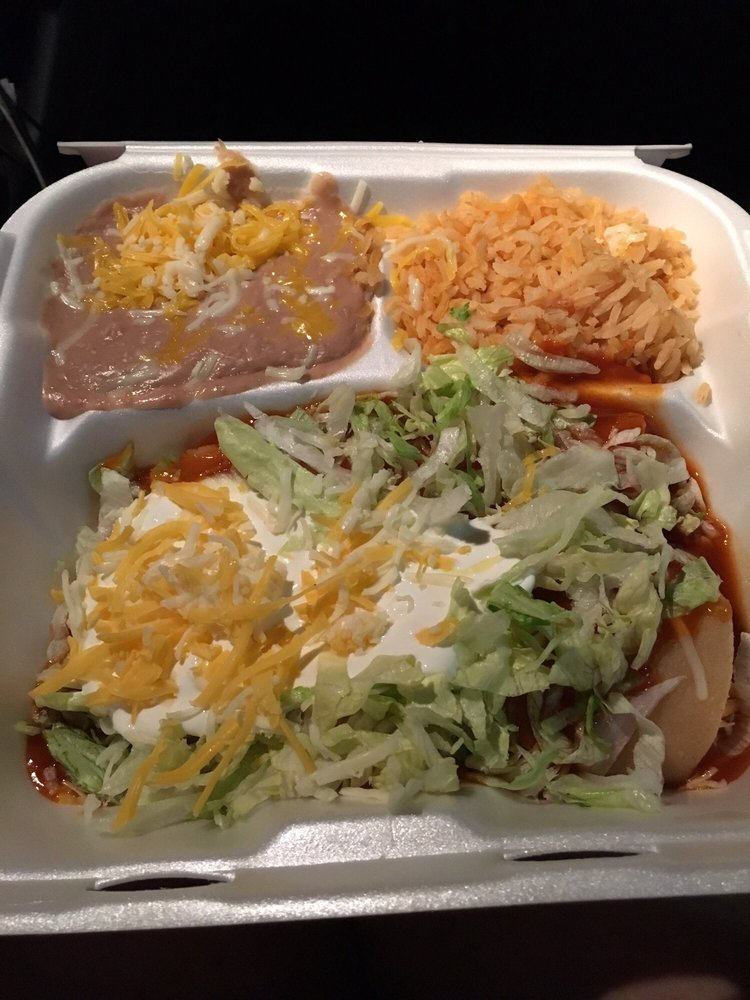 Cheese Enchilada Meal About 8 July 2017 Yelp