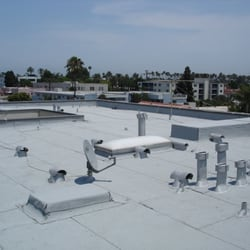 Good Photo Of Allied Roofing Company   Santa Ana, CA, United States. Commercial  Flat