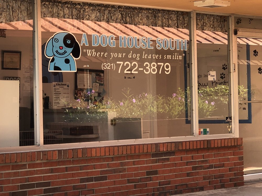 A Dog House South Grooming: 856 N Miramar Ave, Indialantic, FL