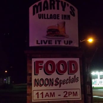 Martys Village Inn Restaurants 207 W State Highway 11 South