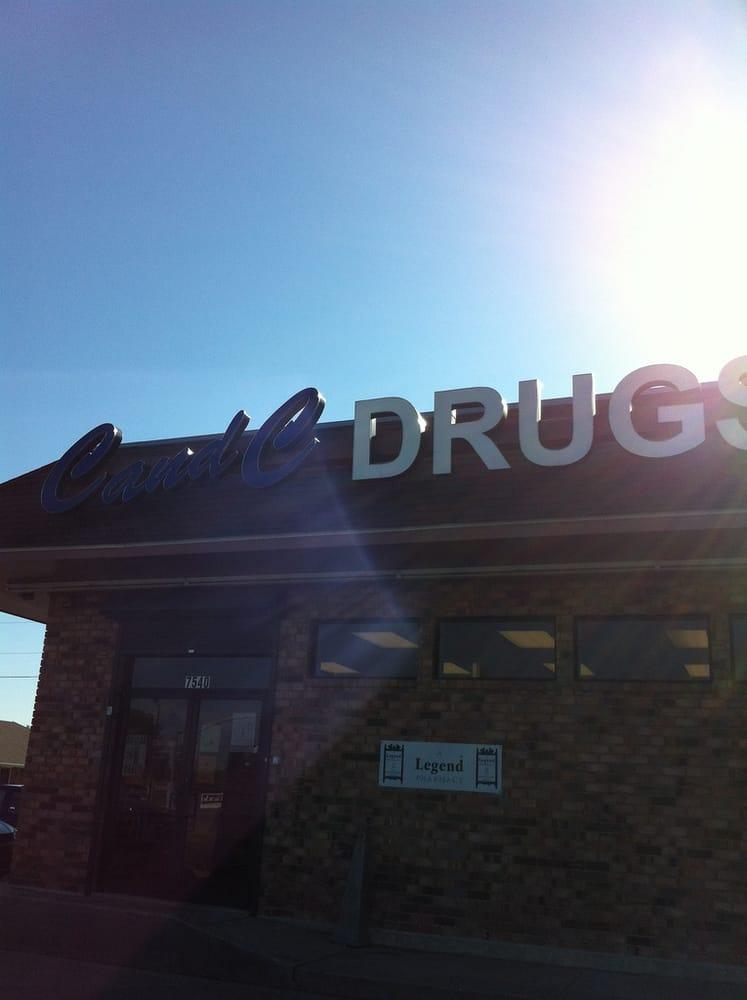 C & C Pharmacy: 7540 W Judge Perez Dr, Arabi, LA