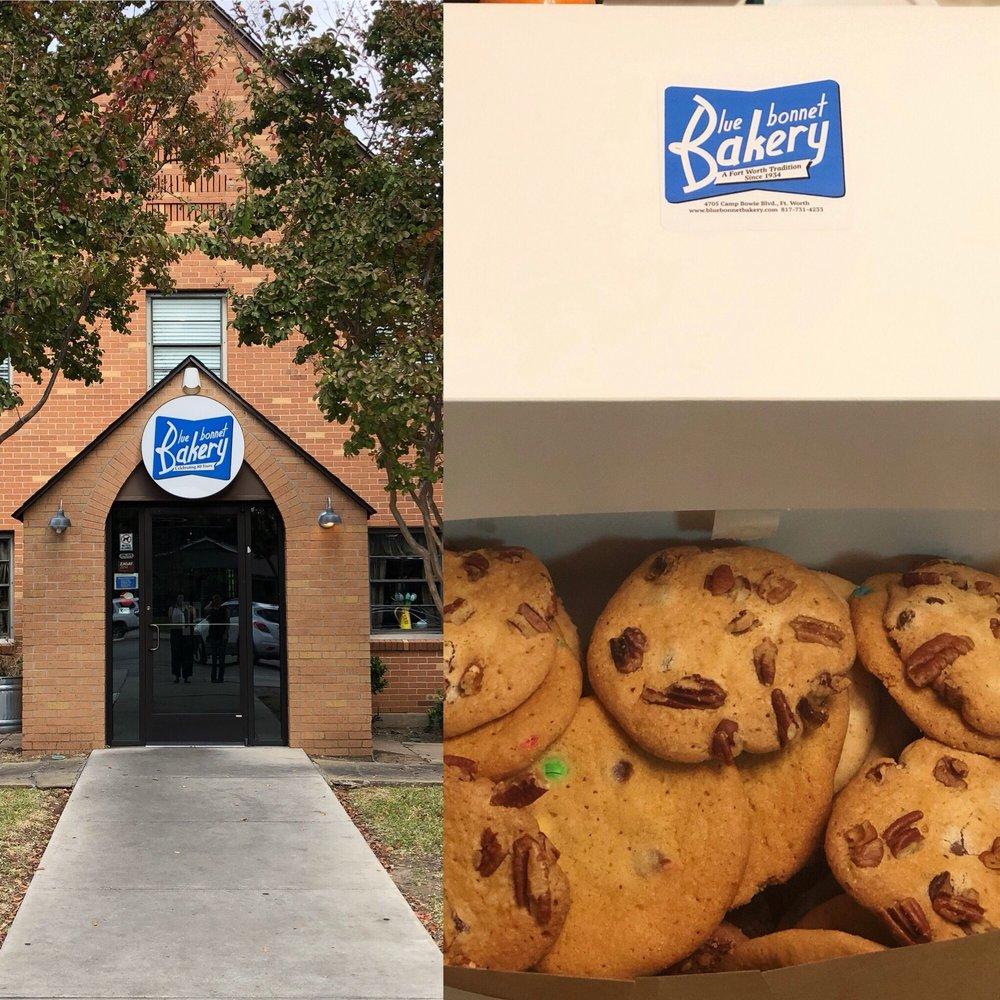 Blue Bonnet Bakery