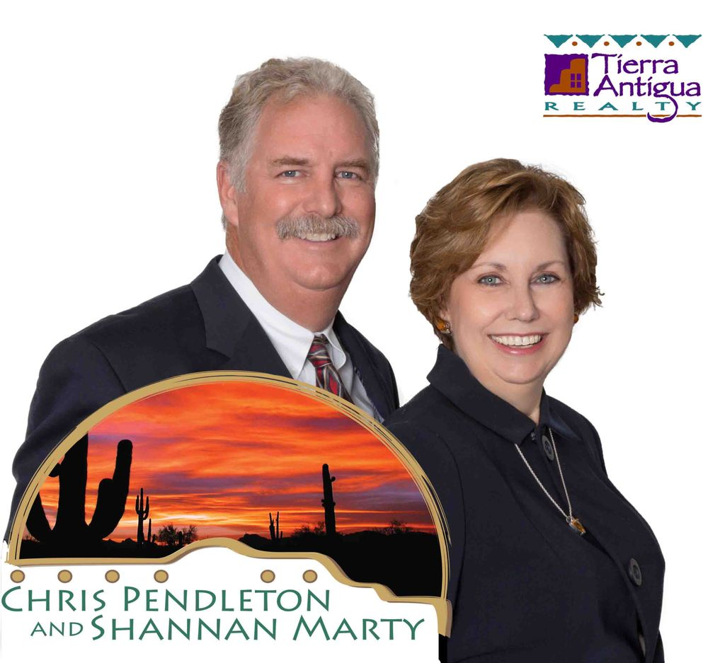 Chris Pendleton & Shannan Marty Team at Tierra Antigua Realty