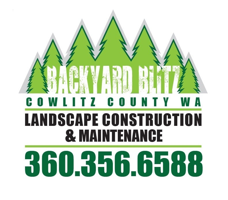 Backyard Blitz: 102 Sale Barn Rd, Kelso, WA